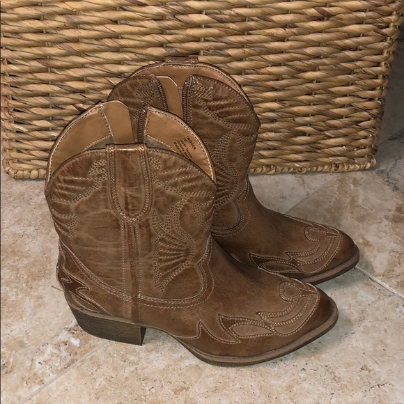 Matisse Cowgirl Boots